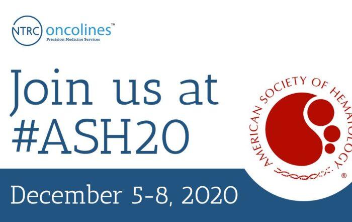 Join us at ASH2020